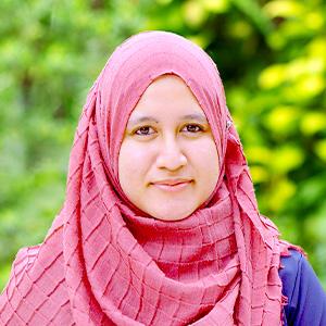 Ms Sharifah Nadiah